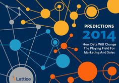 Data-Driven Marketing And Sales Predictions 2014 - Lattice Engines by Lattice Engines via slideshare Engineering, Facts, Marketing, Blog, Blogging, Technology