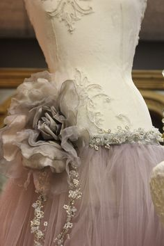 ~Tulle & Pearls~
