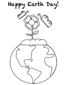 Crazy Speech World: Earth Day Freebie!  No color, cutting, or laminating required! REPinned by @PediaStaff – Please Visit  ht.ly/63sNt for all our pediatric therapy pins
