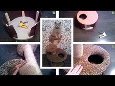 Дом для кошки своими руками: 50 уникальных фото идей