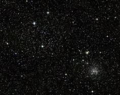 You have lots of months during the year to observe Gemini, one of the brighter constellations of the Zodiac. If you have binoculars and a dark sky, be sure to check out Gemini's beautiful star cluster, Messier 35, or M35, in western Gemini near the Taurus border. See the sky chart above to locate M35.