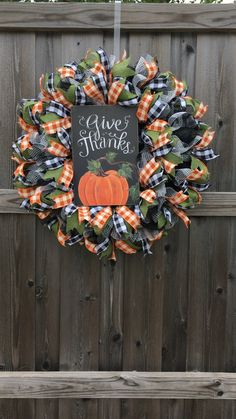 Best Free of Charge Fall Wreath buffalo check Thoughts The autumn season delivers about it comfortable solid hues, feathery plants and lots of pick fresh f Fall Mesh Wreaths, Diy Fall Wreath, Fall Ribbon Wreath, Summer Wreath, Winter Wreaths, Floral Wreaths, Spring Wreaths, Wreath Ideas, Holiday Wreaths