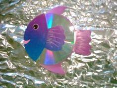 CDs verwerten: Fisch - creadoo.com