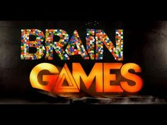 """Brain Games 20-minute episode. """"Food"""" our senses and food."""