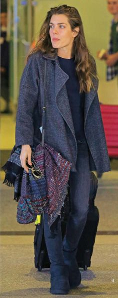 Charlotte Casiraghi, young lady I, LugalBanda see you as accomplished and time well spent. Yes, I want you!