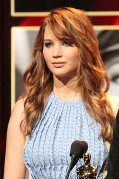 Jennifer Lawerence's hair