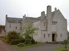 Hill House (1902)-Helensburgh Scotland - Mackintosh