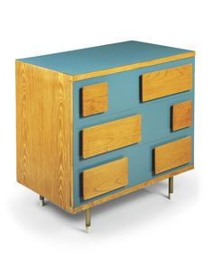 1stdibs | GIO PONTI, Chest of Drawers, Parco dei Principe Hotel, Rome 1964