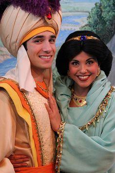 Aladdin and Jasmine! Can i just have Aladdin please :)