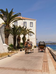 Spetses, Greece°°