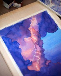 Lightning art?