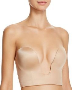 Fashion Forms Le Lusion Plunging Backless Adhesive Bra | Bloomingdales's