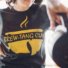 Image of Brew-Tang Clan Tshirt C.R.E.A.M