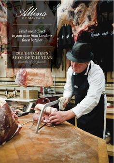 Meat cut to your exact specification right before your eyes in our Victorian shop