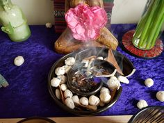 A cautionary tale about working with candle magic and the power of the new moon...