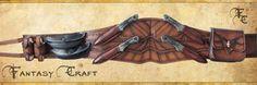 Assassin's creed belt by I-TAVARON-I