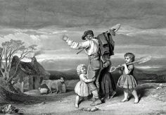 John+Faed+-+The+Expectant+Wee+Things+(engraving+by+William+Miller)+.jpg (1546×1071)