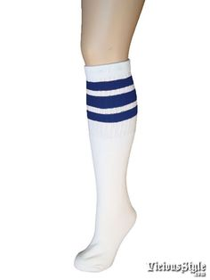 Save money with this three-pack of retro striped tube socks. Green, navy and maroon stripes are perfect for an old-school skater style. Fashion Socks, 70s Fashion, Softball Socks, Striped Tube Socks, Skater Style, Green Stripes, Neon Green, Athletic Socks, Before Us