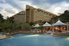 Cascades Hotel at the Sun City Resort, Pilanesberg