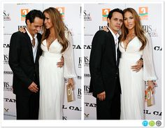 MARC ANTHONY AND JENNIFER LOPEZ Marc Anthony And Jlo, Jennifer Lopez, My Girl, Formal Dresses, Couples, Celebrities, People, Fun, Fashion