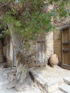 Kreta: Spinalonga  die Leprakolonie sieht doch noch fast bewohnt aus http://vonortzuort.reisen/griechenland/kreta/die-leprakolonie-spinalonga/