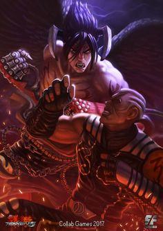 Tekken 5 (Fan Art) by Stive Ferreira on ArtStation. Tekken 7 Jin, Tekken Jin Kazama, Art Of Fighting, Fighting Games, Mortal Kombat, Tekken Girls, Game Character, Character Design, Tekken Cosplay
