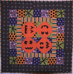 Plentiful Pumpkins quilt pattern at Sew Cute Quilts