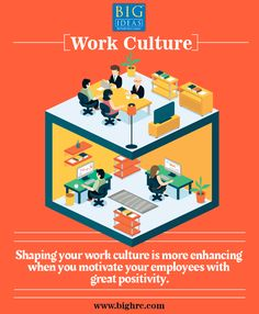 #Work #culture is the first step to bring success and motivation in a team and explore new ideas into imagination.