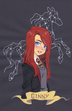 17 Ideas Drawing Harry Potter Art Ginny Weasley For 2019 Harry Potter Tumblr, Harry Potter Anime, Harry Potter Fan Art, Gina Harry Potter, Mundo Harry Potter, Harry Potter Drawings, Harry Potter Pictures, Harry Potter Universal, Harry Potter Characters
