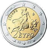 2€ Grecia