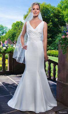 Sincerity Bridal 2016 Wedding Dresses   Wedding Inspirasi