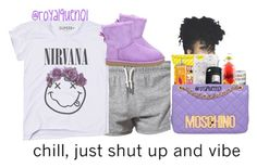 """""""Nirvana °"""" by royalqueen01 ❤ liked on Polyvore featuring NIKE and UGG Australia"""