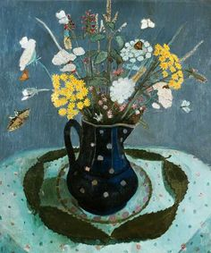 Artist: Paula Modersohn-Becker (-) - all paintings from this artist available as fine art prints, canvas prints, paper prints or hand painted oils. Art Floral, Motif Floral, Paula Modersohn Becker, Female Painters, Still Life Flowers, Art Japonais, Still Life Art, Art Reproductions, Flower Art