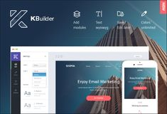 Sigma - Multipurpose Email Template + Builder 1.0 • Download theme ➝…