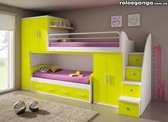Bunk Beds Adjust, People Do Not. – Bunk Beds for Kids Bunk Bed Designs, Teen Bedroom Designs, Bedroom Bed Design, Bedroom Sets, Bedroom Decor, Bunk Beds With Storage, Bunk Bed With Trundle, Bunk Beds With Stairs, Childrens Bunk Beds