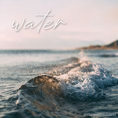 """Sometimes it can feel like we're drowning… in commitments and responsibilities, in details or in debt, in fear and anxiety, hopelessness and despair. The storms of life threaten to overwhelm us. ⠀ But Jesus comes to us, walking across the #water. ⠀ """"'Do not fear,' He says. 'I AM'"""" -- and at His Word, in an instant, the wind and the waves subside. He reaches down and pulls us to safety… into the Everlasting Arms. ⠀ #AdventWord @AdventWord #advent #water ⠀ [photo: Mourad Saadi]"""