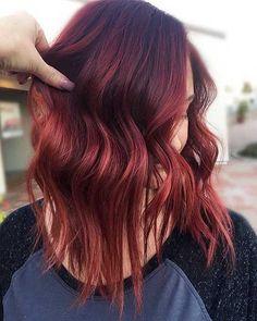 Auffällige Kurze Rote Haar-Ideen zu Versuchen // #Auffällige #HaarIdeen #kurze #Rote #Versuchen