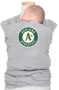 Oakland A's MLB Edition Moby Wrap