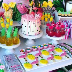 Tropical Birthday Party Ideas | Photo 1 of 16