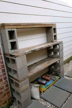 Tremendous Outdoor Shelves Spiritservingveterans Wood Chair Design Ideas Spiritservingveteransorg