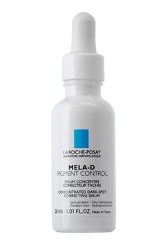 Acne scars, goodbye forever. The 10 best products to help eliminate them and get you clear skin.  La Roche-Posay Mela-D Pigment Control Serum, $52.99; soap.com