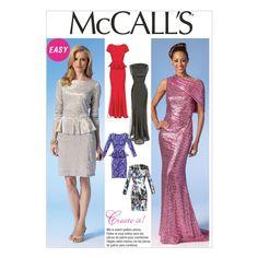 Mccall Pattern M7047 14-16-18-2-Mccall Pattern