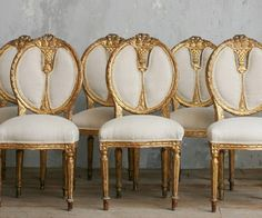 copper chairs - Google Search