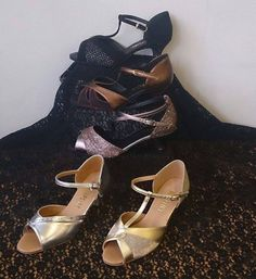 We stock a small selection of ballroom shoes but are always happy to help in ordering other styles or sizes if not available in the shop to try.