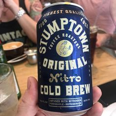 Loving this can design by 🙌🏻 Can Design, Cold Brew, Gd, Whiskey Bottle, Brewing, Beer, Packaging, Canning, Coffee