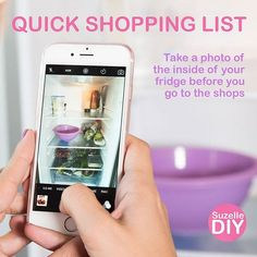 Here's a snappy time saver for the next time you go to the shops