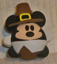 Disney Pilgrim Mickey Antenna Topper
