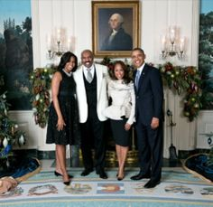 8 Best President Obama And Steve Harvey Christmas Special 2013