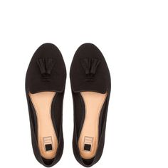 Pull & Bear Loafers With Tassel Detail (51 BRL) ❤ liked on Polyvore featuring shoes, loafers, loafer shoes, tassel shoes, tassle loafers, pull&bear shoes and tassel loafers