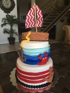 Barquito cake